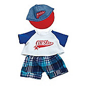 Ball Park Fun Outfit for Baby Stella by Manhattan Toys