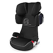Cybex Solution X2-Fix Car Seat (Classic Black)
