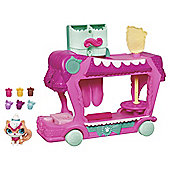 Sweetest Littlest Petshop Pets Treat Truck