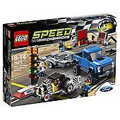 LEGO  Speed Champions Raptor 75875