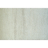 InRUGS Nature Style White Mix Woven Rug - 230cm x 160cm (7 ft 6.5 in x 5 ft 3 in)