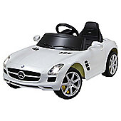 Mercedes Benz SLS AMG 6V Ride-on Car