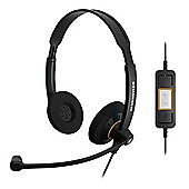 Sennheiser 504547 SC 60 USB ML Headset (black)
