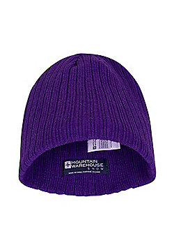 Sanford Womens Beanie - Purple