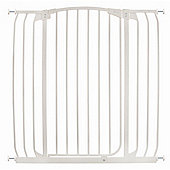 Dream Baby Extra Tall Hallway Security Gate - White