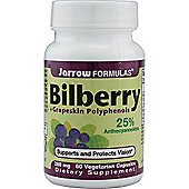 Jarrow Bilberry And Grapeskin 80mg / 100mg 60 Capsules