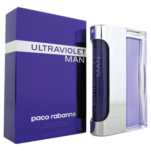 Paco Rabanne Ultra Violet Mens EDT Spray 50ml