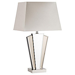 Grace Mirror Glass Table Lamp