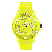 Ice-Watch Ice-Flashy Unisex Date Display Watch - SS.NYW.BB.S.12