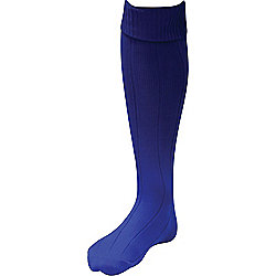 Ziland Team Football Socks - Blue Size S