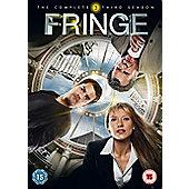 Fringe Season 3 (DVD Boxset)
