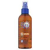 T. Soleil Clear Oil Spray Spf10 150Ml