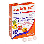 Junior-vit Chewable