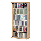 VCM Vetro CD/DVD Storage Tower