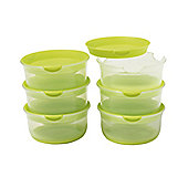 Mothercare Weaning Stage 1 Small Freezer Pots - 6 Pack