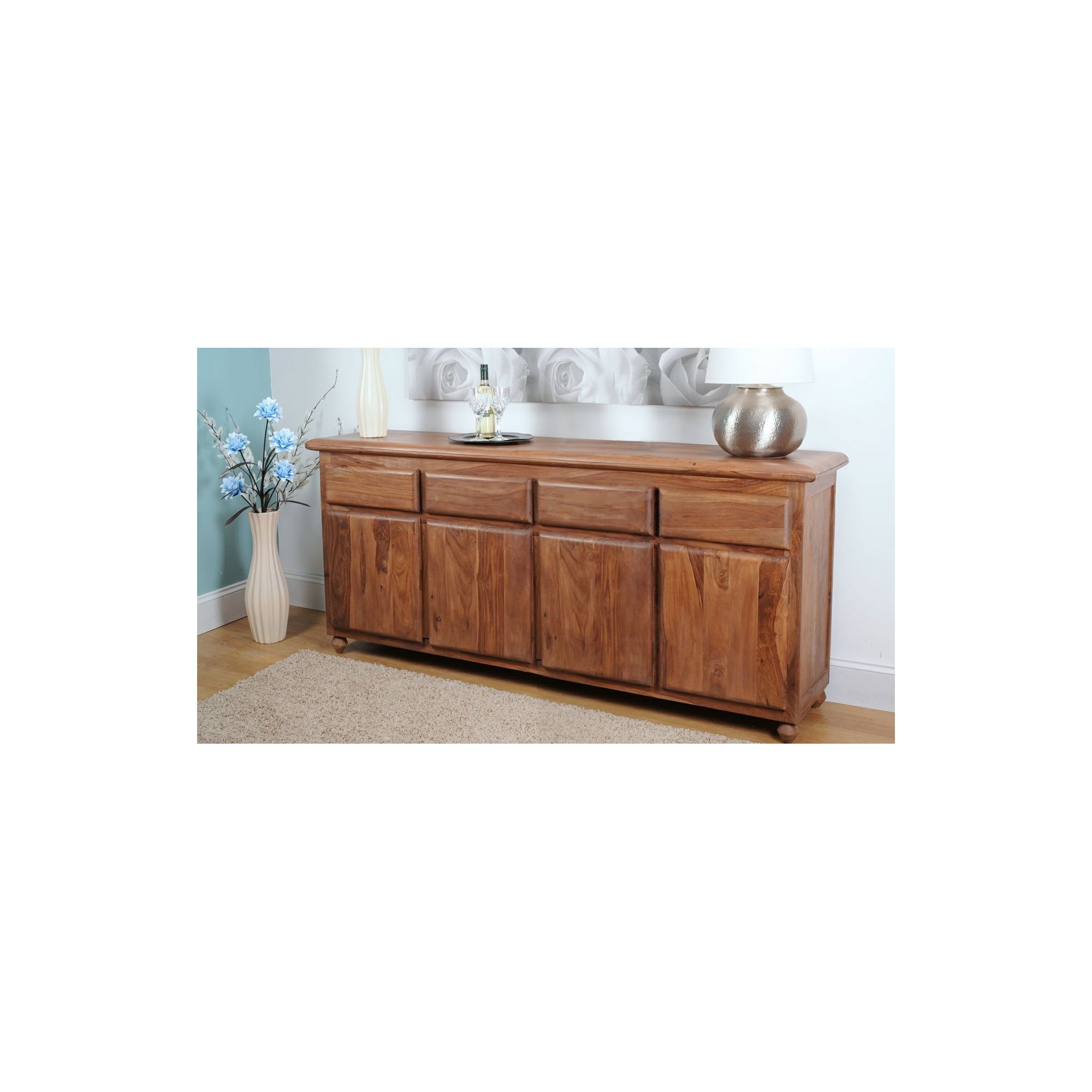 Shankar Enterprises Mundra Master Sideboard at Tesco Direct
