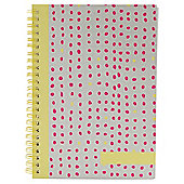 Tesco Neon A5 Notebook