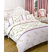 Madeira Duvet Cover Set Pink - King