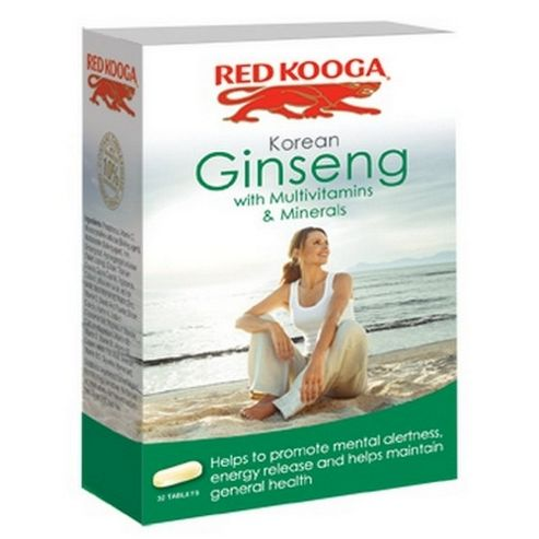 Red Kooga Ginseng Multivits & Minerals