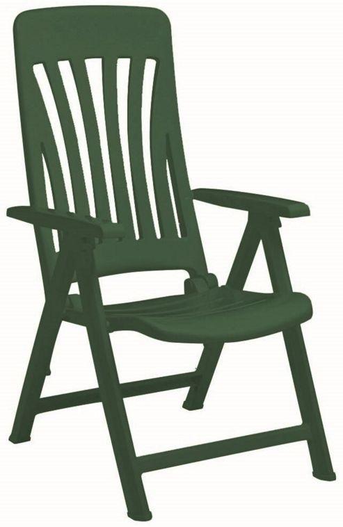 Buy resol blanes folding multi position garden armchair - Plastics blanes ...