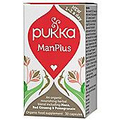 Pukka ManPlus- 30 Capsules