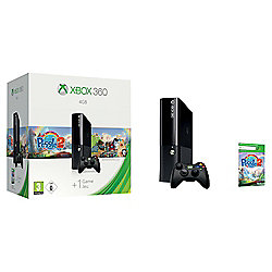 Xbox 360 4GB with Peggle 2