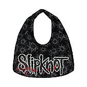 Slipknot Canvas Logo Hobo Bag Shoulder Bag
