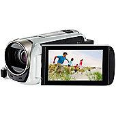 Canon HF R506 Camcorder White FHD SD/SDHC/SDXC