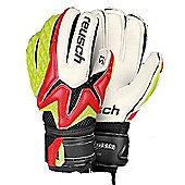 Reusch Waorani Pro SG ESS Goalkeeper Gloves - White