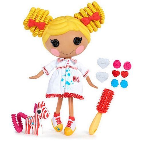 Lalaloopsy Silly Hair Doll - Spot Splatter Splash