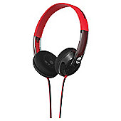 Skullcandy w/mic Uprock Spaced Blue/Red/Black
