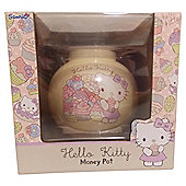 Hello Kitty Money Pot