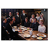 4x500 pc jigsaw Downton Abbey