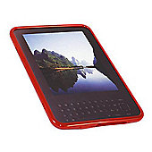 ProGel Skin Case - Amazon Kindle 3G 3 + Wi-Fi - Red