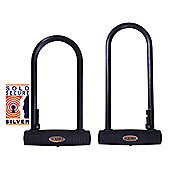 Squire Reef Shackle Lock - 230mm With Extender Cable