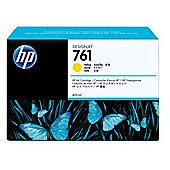 HP 761 Designjet Ink Cartridge - Yellow