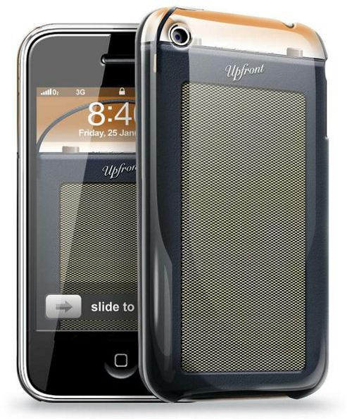 iPhone 3G/S - Official Radio Phone Clip Case