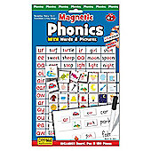 Fiesta Crafts Doowell Magnetic Phonic With Words and Pictures