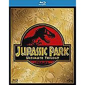Jurassic Park Trilogy Blu-ray