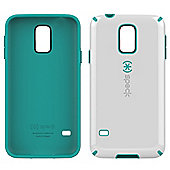 Samsung Galaxy S5 CandyShell White/Caribbean Blue