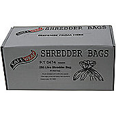 Safewrap Shredder Bag 250 Litre Pack of 50 RY0474