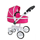 Silver Cross Surf Pram - Pink
