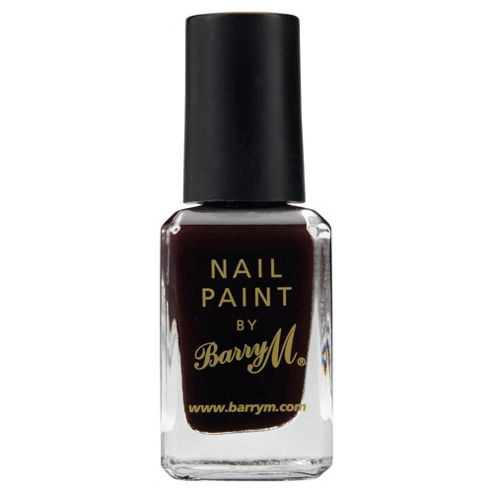 Barry MNail Paint 115 - Red Black