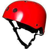Kiddimoto Helmet Small (Metallic Red)