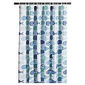 Tesco Fish Shower Curtain