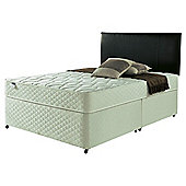 Silentnight Taplow Divan Bed, Miracoil Comfort