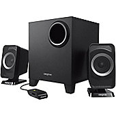 Creative T3150 Wireless 2 1 Speakers Black