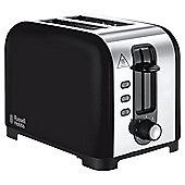 Russell Hobbs Henley 23532 2 Slice Toaster - Black