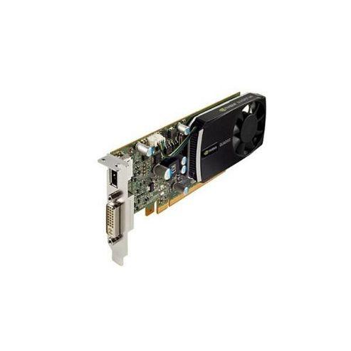PNY NVIDIA Quadro 400 Graphics Card 512MB DDR3 PCI Express 2.0 x16 Dual-Link DVI-I/DisplayPort (Standard Box)