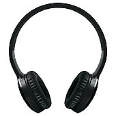 Jam Transit Lite Wireless/Bluetooth Headphones, Black